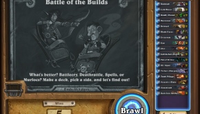 TavernBrawl BattleoftheBuilds